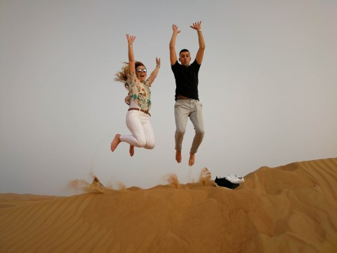 Desierto de Arabia