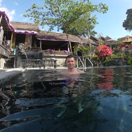 Batur Hot Spring