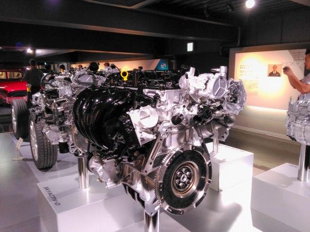 Exposición Museo Mazda