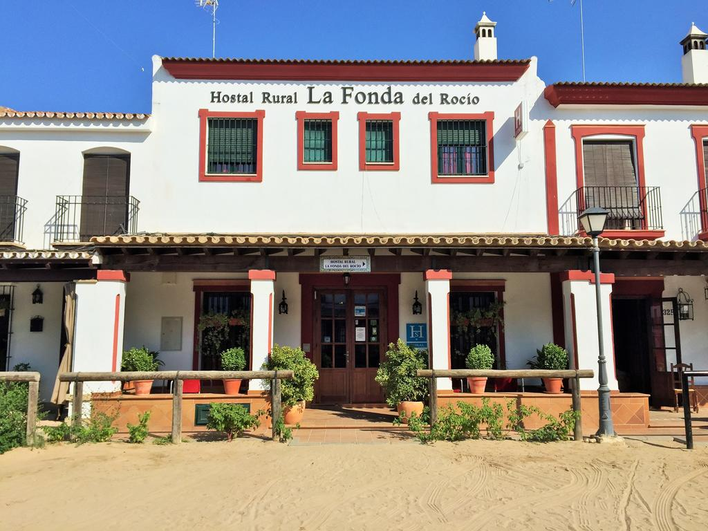 Hostal Rural La Fonda del Rocío (fotos de booking)