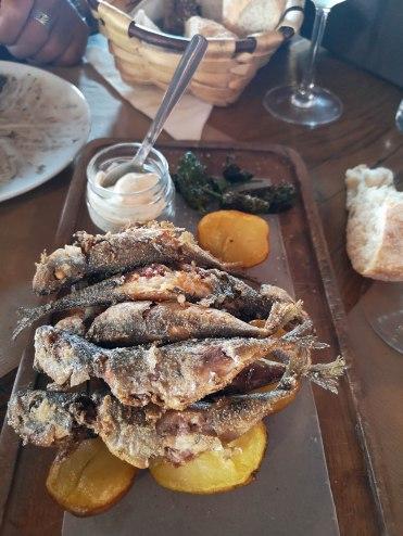 Restaurante Benboa, Corrubedo